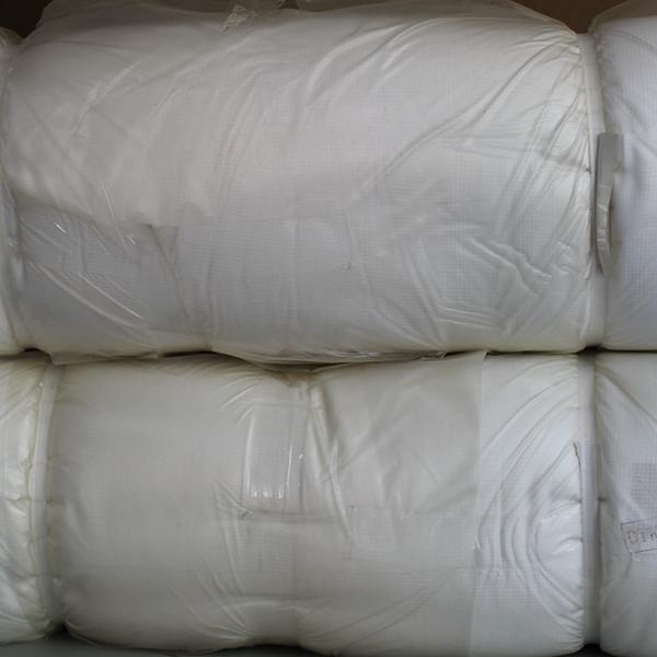 Вафельная ткань отбеленная в кипах